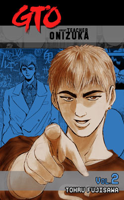 Onizuka pointing at you!