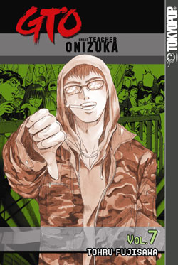 Onizuka with the thumbs down.